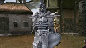 """Morrowind """"Индорильская броня"""""""