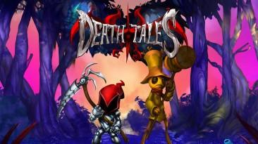 Видео игрового процесса двухмерного платформера Death Tales