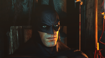 "Batman: Arkham City ""Улучшение Графики [Artsate]"""