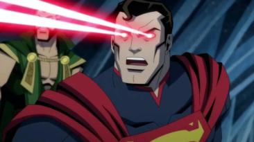 """Супермен и Бэтмен сражаются вместе в новом анимационном ролике """"Несправедливость"""" (Injustice)"""