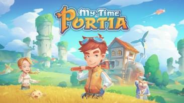 В Epic Games бесплатно раздают My Time at Portia