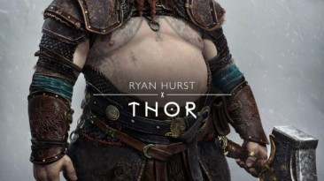 Разработчики God of War: Ragnarok встали на защиту пуза Тора