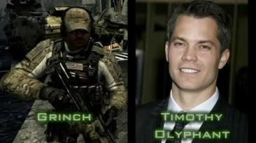 """Call of Duty: Modern Warfare 3 """"Персонажи и их голоса в реальной жизни"""""""