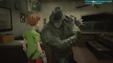 Resident Evil 2 Remake - Супер Шегги против всех Боссов