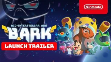 Состоялся релиз B.ARK на ПК и Nintendo Switch