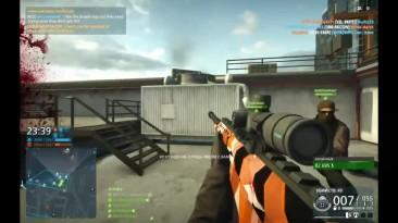 Обзор M98B | Battlefield Hardline