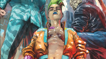 Анонсирован новый комикс по мотивам Cyberpunk 2077