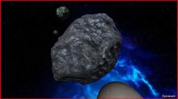 "X3: Reunion ""X3 Albion Prelude - Цветные астероиды (Colour asteroids) 1.1"""