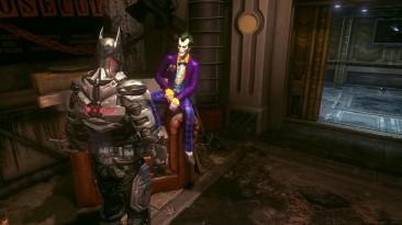 "Batman: Arkham Knight ""joker jack nicolson"""