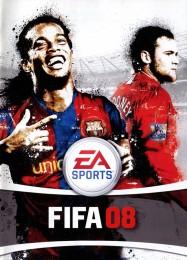 Обложка игры FIFA 08