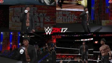 "WWE 2K17 ""R Truth 2K20 Наряд (Лицевая анимация) WWE 2K19 Порт мод"""