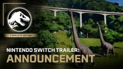 Jurassic World Evolution: Complete Edition выйдет на Switch