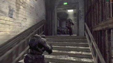 60 фпс в Gears of War 2 на мощном ПК и эмуляторе Xenia
