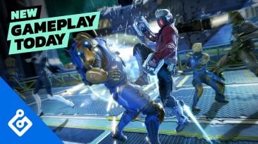 Marvel's Guardians of the Galaxy - новые скриншоты и игровой процесс, демонстрирующий бои, прогресс и многое другое