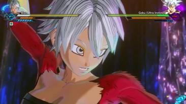 Dragon Ball Xenoverse 2 - Ultra Instinct - Гокку секретный босс
