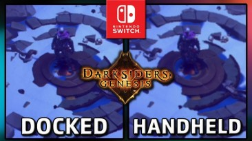 Появился анализ версии Darksiders Genesis для Nintendo Switch