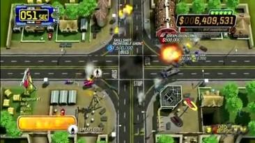 """Burnout Crash """"Видео геймплея"""""""
