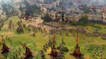 В Age of Empires 4 будет меньше цивилизаций, чем во второй части