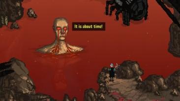 Death Trash, стильный и кошмарный вариант классической Fallout, вышел в раннем доступе Steam