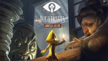 Продано 2 миллиона копий Little Nightmares