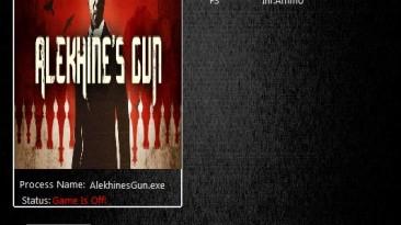 Alekhines Gun Трейнер/Trainer (+3) [1.00] {MrAntiFun}