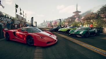 GRID (2019) - DLC Трек день суперкаров выйдет 12 февраля