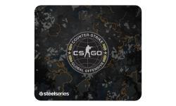 Игровой коврик SteelSeries QcK+ CS:GO Camo Edition