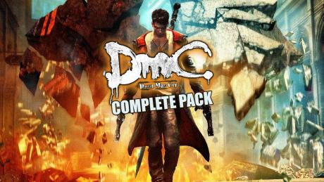 Steam-Gift игры DmC: Devil May Cry Complete Pack