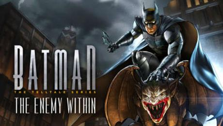 Batman: The Enemy Within - The Telltale Series - GOG-ключ