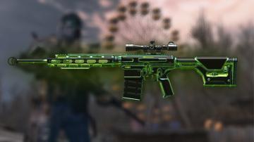 """Remington R11 RSASS """"Радиация"""" для Warface - Пин-код"""