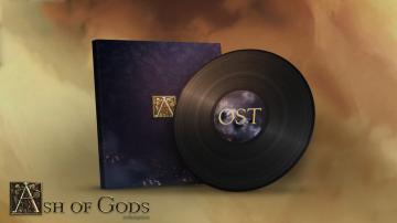 Ash of Gods - Код к цифровому альбому