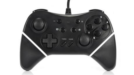 Универсал для Nintendo и ПК - Проводной геймпад
