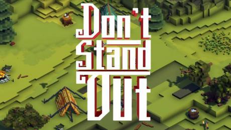 Don't Stand Out - Steam-ключ