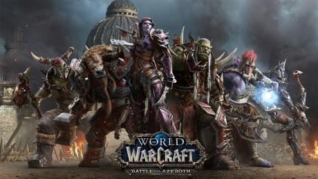 World of Warcraft: Battle for Azerot - Ключ к ЗБТ