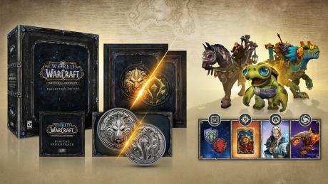 World of Warcraft: Battle for Azeroth - Ограниченное коллекционное издание для PC