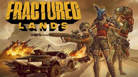 Fractured Lands - Steam-ключ
