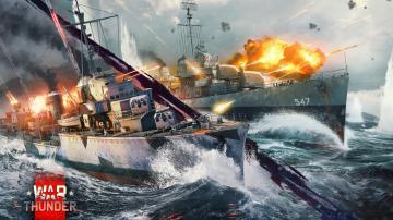 Корабли War Thunder - код к ЗБТ для ПК