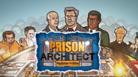 Prison Architect - PS4-код
