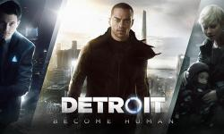 Detroit: Become Human - Ключ для PS4