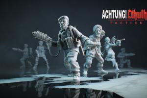 Achtung! Cthulhu Tactics - Steam-ключ