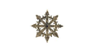 Кулон «Звезда Хаоса» от «Мастенариум»