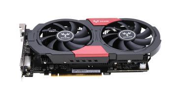Colorful iGame GeForce GTX 1050 Ti 4Gb - Видеокарта