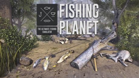 Fishing Planet - код к рандомному дополнению от 499 до 2 303 рублей