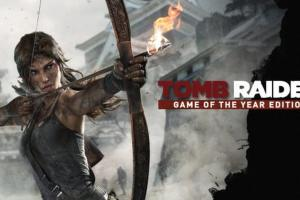 Steam-Gift игры Tomb Raider GOTY Edition