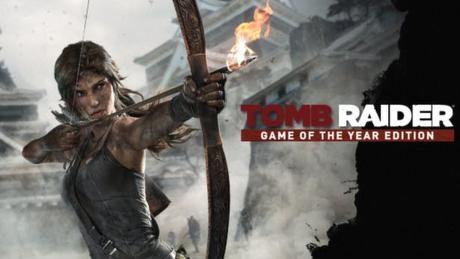 Steam-Gift игры Tomb Raider GOTY Edition