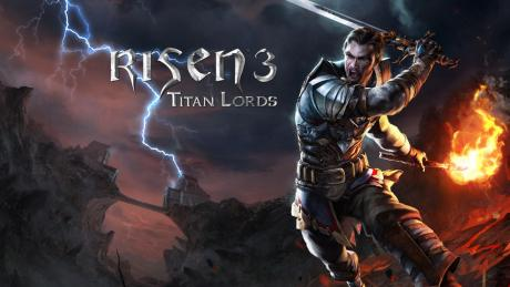 Risen 3: Titan Lords - Steam-ключ