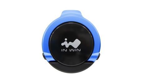 InWin Mag-Ear голубой - Держатель для наушников