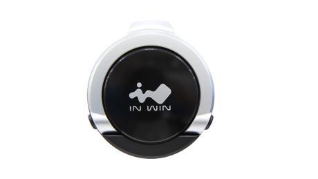InWin Mag-Ear серебристый - Держатель для наушников