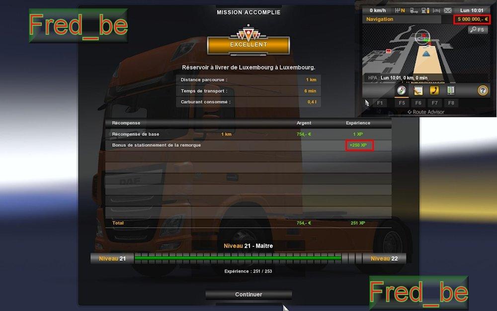 скачать программу много денег в игре euro truck simulator 2