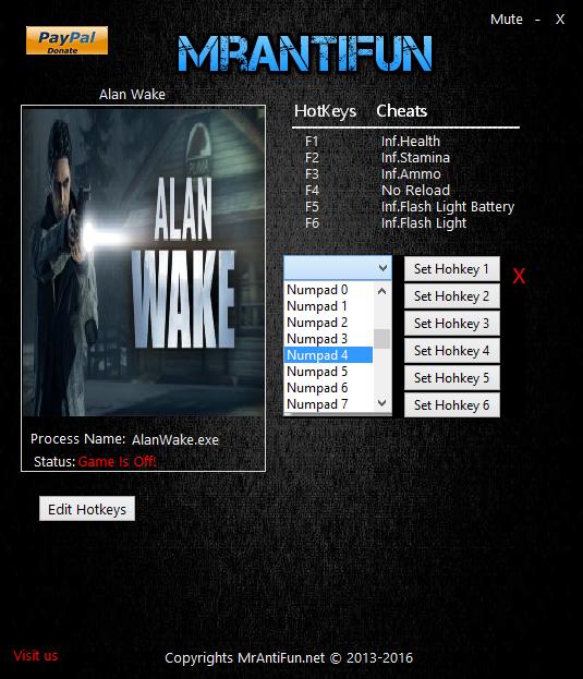 alan wake crack no cd